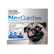 Buy NexGard Chewables for Dogs