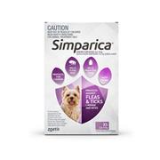 Buy Simparica for Dogs Flea and Tick Control