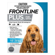 Frontline Plus - Flea and Tick Control for Medium Dogs