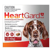 Heartgard Plus for Large Dogs : Heartworm Preventive online