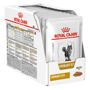 Buy Royal Canin Feline Urinary S/O Food Pouch for Cat