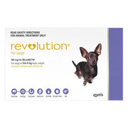 Revolution for Very Small Dogs 2 to 5kg