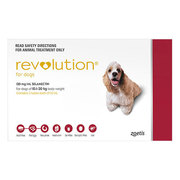 Revolution for Medium Dogs 10.1 to 20kg