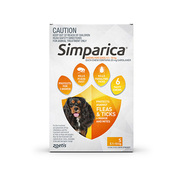 Simparica Chewables for Small Dogs 5.1- 10Kg