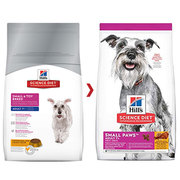 Buy Hills Science Diet Adult 7+ Small Paws Chicken,  Barley & Rice Dry