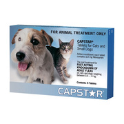 Capstar for Cats|Capstar Flea Tablets For Cats Online