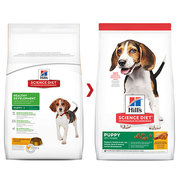 Hills Science Diet Puppy Chicken Meal & Barley Dry Dog Food