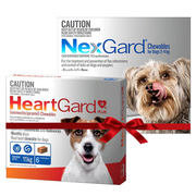Buy Heartgard and NexGard Combo for Dogs Online at lowest Price