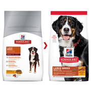 HILL'S SCIENCE DIET ADULT LARGE BREED CHICKEN & BARLEY DRY DOG FOOD
