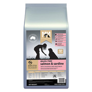 MEALS FOR MUTTS HYPOALLERGENIC GRAIN FREE SALMON AND SARDINE FOR DOGS
