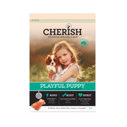 Buy Branded Cherish Playful Puppy Salmon and Chicken Dry Dog Food Onl