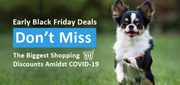 Black Friday and Cyber Monday Sale On Pet Supplies | Best Deals | High