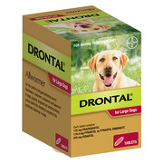Buy Branded Drontal Allwormer Tablets for Dogs and Cats at Lowest Pric
