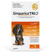 Buy Branded Simparica Trio for Small Dogs at Lowest Price |Flea and Ti