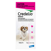 Buy Branded Credelio for Very Small Dogs at Lowest Price |Flea and Tic