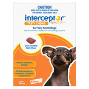 Buy Interceptor Spectrum Worming Treatment for Dogs Online at Lowest P