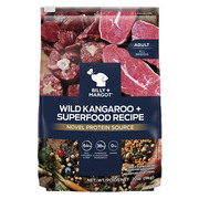 Buy Branded Billy & Margot Adult Wild Kangaroo and Superfood|Dog Food|