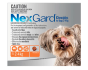 Buy Nexgard Chewables Flea and Tick Treatment for Dogs|Pet Care
