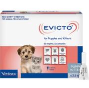 Buy Evicto Spot On Flea & Worm Treatment for Cats - VetSupply