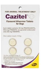 Buy Cazitel All Wormer For Dogs Online - VetSupply