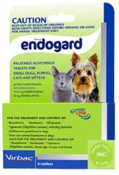 Buy Endogard Wormer for Dogs Online - VetSupply