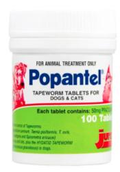 Buy Popantel Tapewormer for Dogs|Pet Care| VetSupply | Online Best