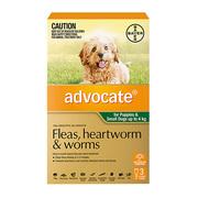 Buy Advocate Heartwormer for Dogs|Pet Care| VetSupply | Online Best
