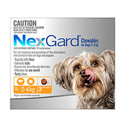 Buy Best Flea and Tick Treatment for Dogs - Nexgard|Pet Care Products