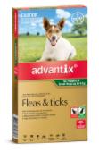 Buy Advantix Flea & Tick Treatment For Dogs Online - DiscountPetCare