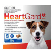 Buy Heartgard Plus Chewables for Dogs Online - VetSupply