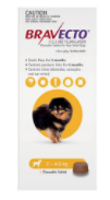 Buy Bravecto Flea and Tick Treatment for Dogs Online - DiscountPetCare
