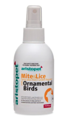 Buy Aristopet Mite and Lice Spray for Birds Online at Lowest Price