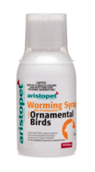 Buy Aristopet Bird Wormer Plus Syrup Online at Lowest Price