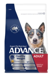 Buy Advance Healthy Weight Adult Medium Breed Chicken