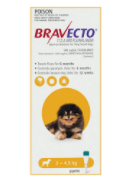 Buy Bravecto Spot-On Flea and Tick Treatment For Dogs Online