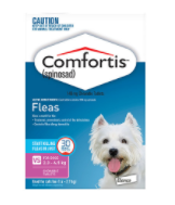 Comfortis Chewable Flea & Tick Tablets For Dogs Online