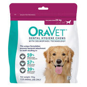 Buy Oravet Dental Chews for Dogs | Dental Care Pets| Online at Lowest