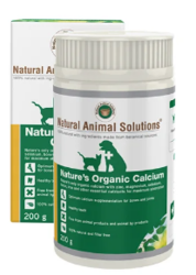 Buy Natural Animal Solutions Nature's Organic Calcium Online - VetSupp