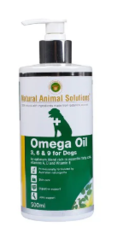 Buy Natural Animal Solutions Omega 3,  6 & 9 Oil for Dogs Online