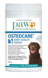 Buy Paw Osteocare Joint Health Chews For Dogs Online- VetSupply