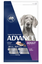 Buy Advance Adult Large Breed Chicken with Rice| Pet Food| Online