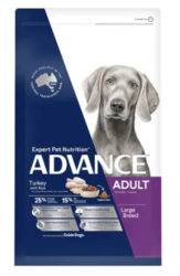 Buy Advance Adult Large Breed Turkey with Rice| Pet Food| Online
