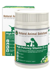 Buy Natural Animal Solutions High Potency Vitamin C Online- VetSupply