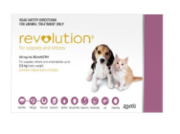 Buy Revolution Flea Treatment For Dogs Online - DiscountPetCare