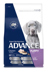 Buy Advance Puppy Large Breed Chicken with Rice| Pet Food| Online