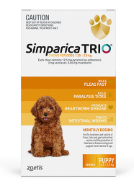 Buy Simparica Trio For Dogs Online - DiscountPetCare