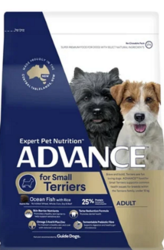 Buy ADVANCE Small Terriers - Ocean Fish with Rice Online- VetSupply