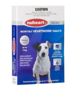 Buy Nuheart Heartworm Tablets For Dogs Online - DiscountPetCare