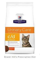 Hill's Prescription Diet CD Multicare Urinary Care with Chicken Dry