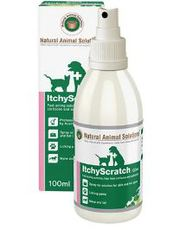 Natural Animal Solutions Itchy Scratch for Dogs Pet Skin Care  Online